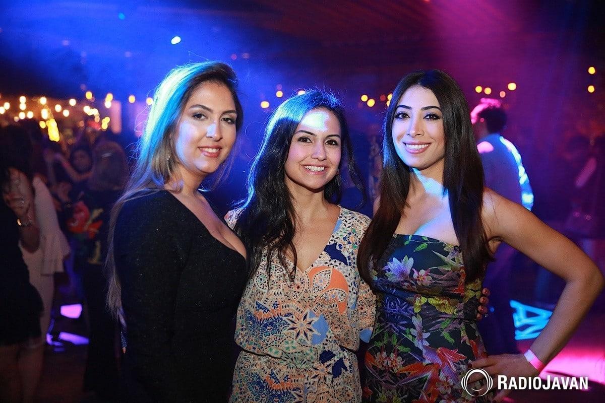 Persian Party in Phoenix Arizona with dj taba and dj debar
