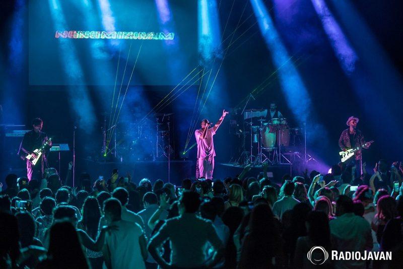 Arash concert DC 2019
