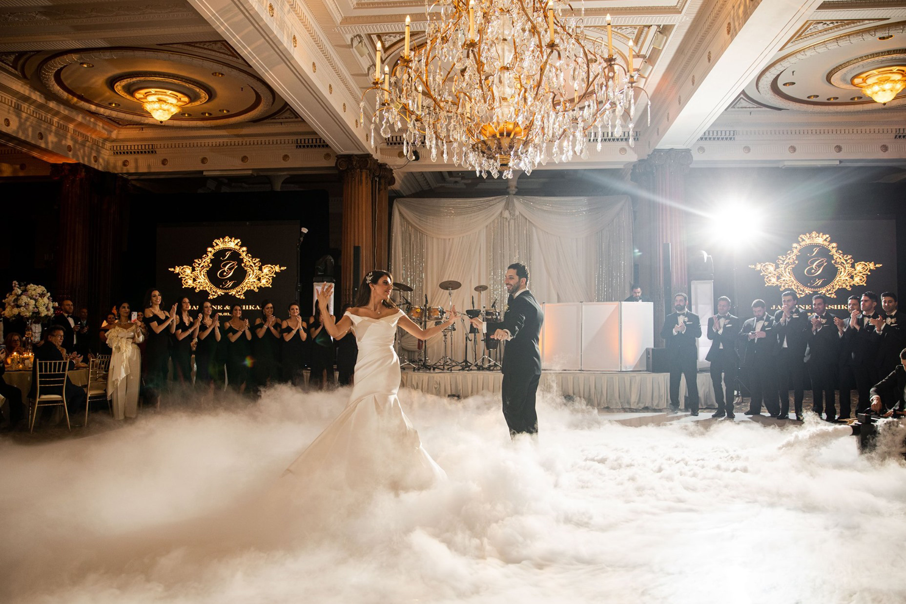 Dancing on Cloud | Dry Ice Fogger Rental DC