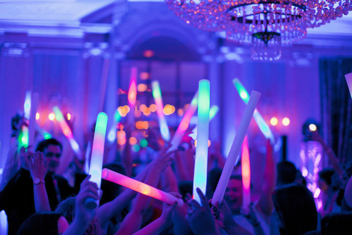 Wedding DJ services LED Foam Stick Wedding | LED Foam Sticks | LED Light Sticks Wedding DJ Services | DJ Taba