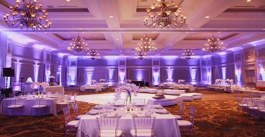 stage lighting rental dc