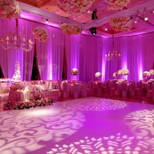 Wireless LED Uplighting | Up Lighting Rental Washington DC, VA, MD
