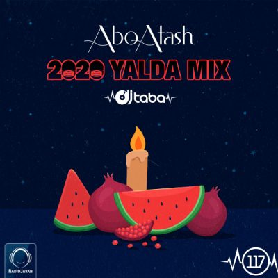 Abo Atash 117 with Dj Taba and featuring Poobon - Ghermez, Hamid Sefat