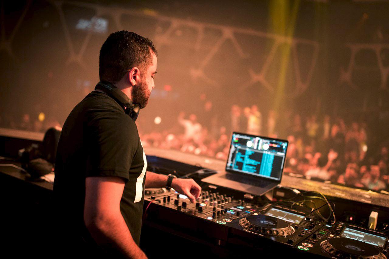 DJ Taba Bio Photo